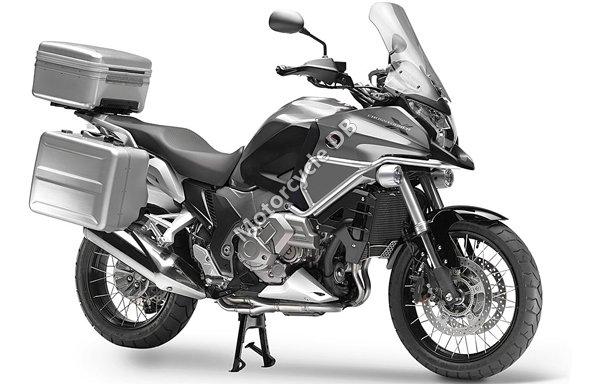 Honda VFR1200X Crosstourer 2014 23666