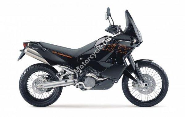 KTM 950 Adventure 2004 10377