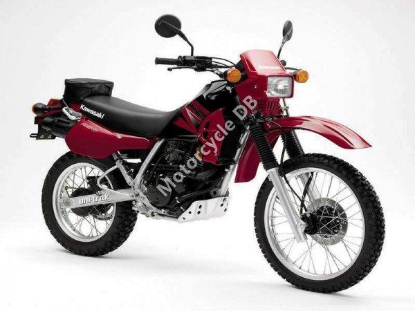 Kawasaki KLR 250 1988 7904