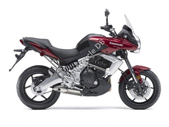 Kawasaki Versys 2011 4850