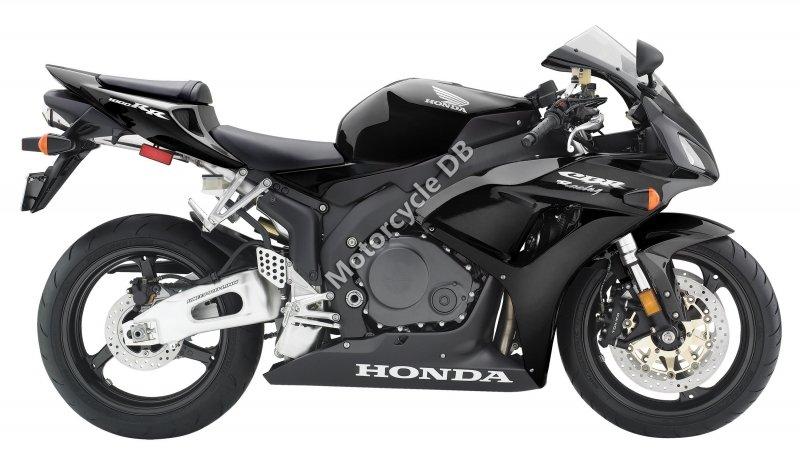 Honda CBR 1000 RR Fireblade 2007 29922