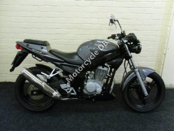 Yamaha SR 125 1998 19512