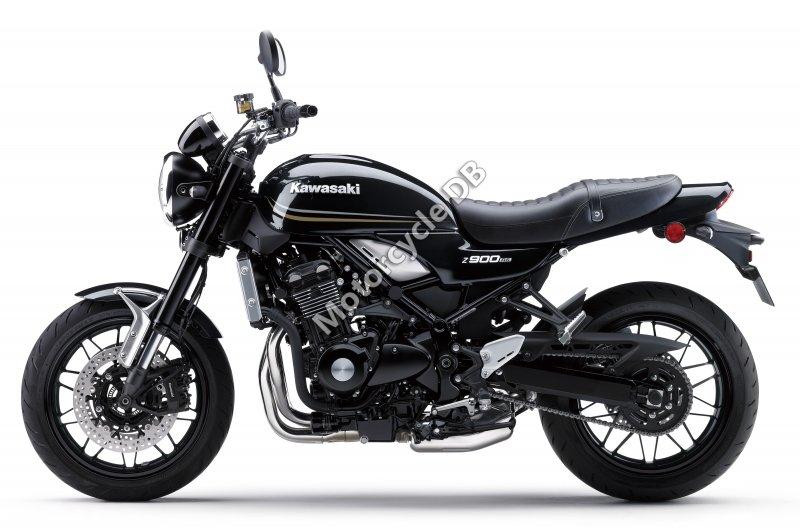Kawasaki Z900RS 2018 28907