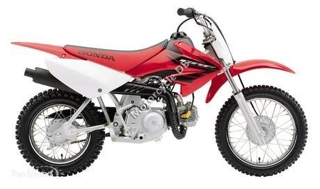 Honda CRF 70 F 2004 9016