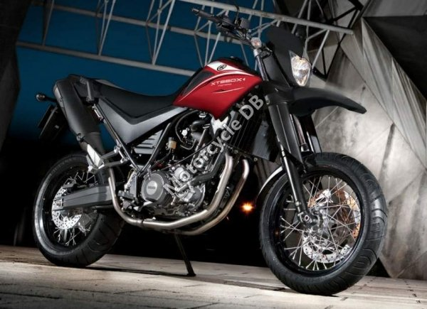 Yamaha XT 660X 2010 4026