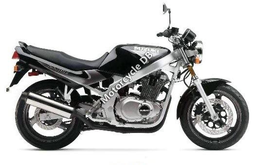 Suzuki GS 500 E (reduced effect) 1992 16512