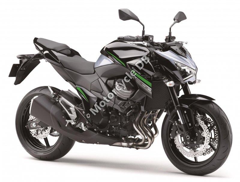 Kawasaki Z800 2017 28895