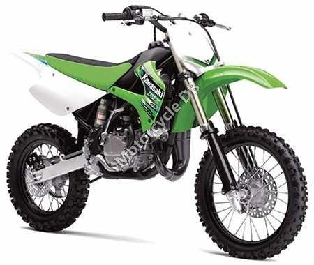 Kawasaki KX 85 2013 23129