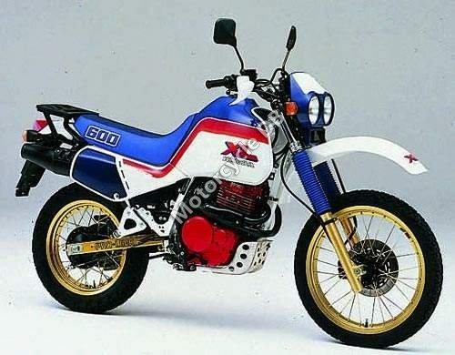 Honda XL 600 LM 1985 13075