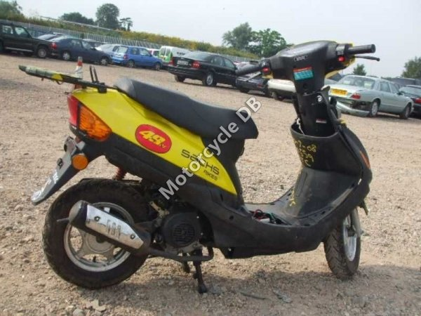 Sachs 49er II 2011 21726