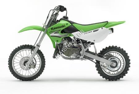 Kawasaki KX65 2007 2009