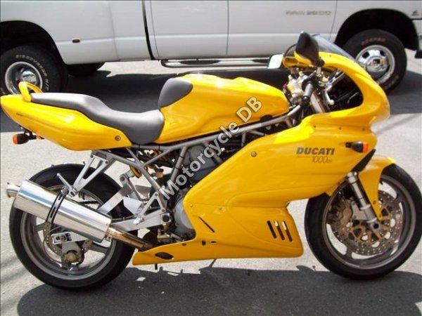 Ducati 900 SS Nuda 2001 12261