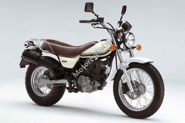 Suzuki VanVan 125 2009 17236