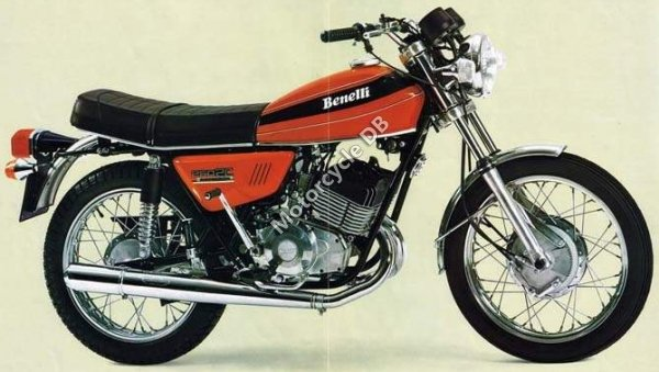 Benelli 250 Sport 1983 23215