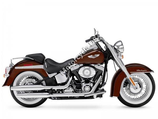 Harley-Davidson FLSTN Softail Deluxe 2012 22333