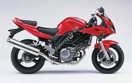 Suzuki SV 650 S 2006 5155