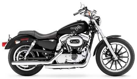 Harley-Davidson XL 1200L Sportster 1200 Low 2006 5630