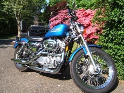 Harley-Davidson 883 Sportster Hugger 1997 12277
