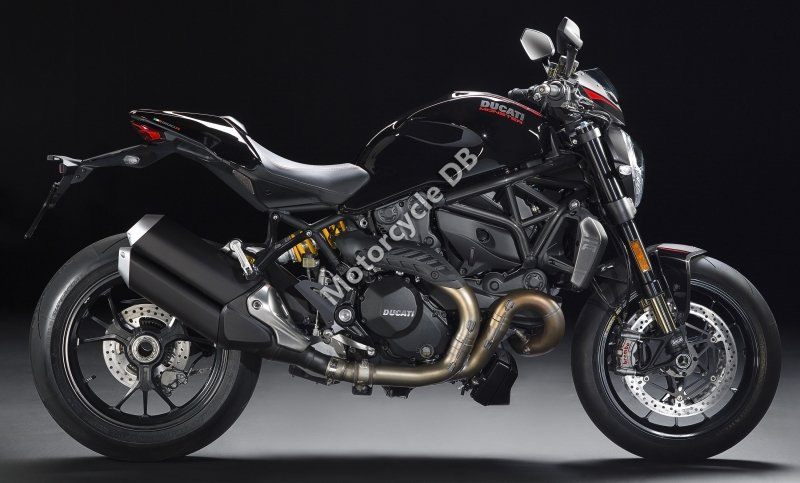 Ducati Monster 1200 R 2016 31323