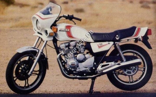 Yamaha XJ 550 H 1981 9183