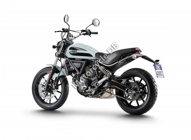 Ducati Scrambler Sixty2 2018 31231