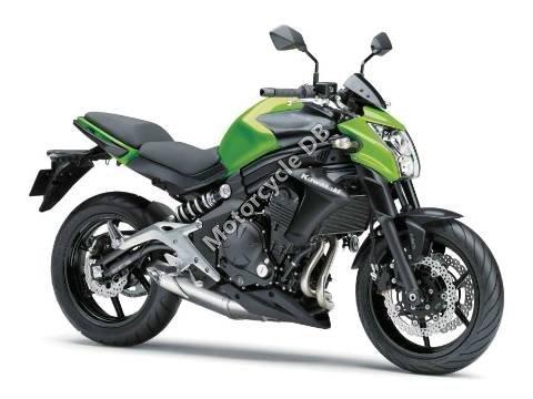 Kawasaki ER-6nL (LAMS) ABS 2013 22854