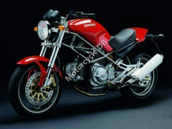 Ducati 600 Monster 1997 13892 Thumb