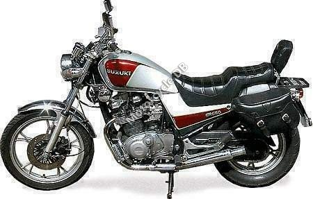 Suzuki GR 650 X 1983 9070