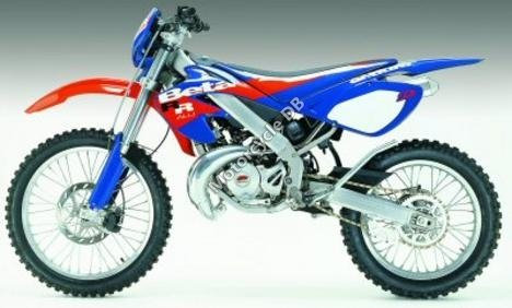 Beta RR Enduro 50 Alu 2004 15045 Thumb