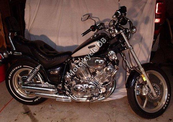 Yamaha XV 1100 Virago 1990 9579
