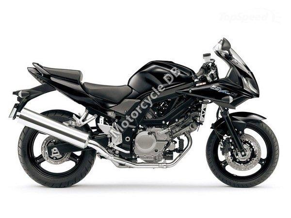 Suzuki SV650S 2014 23905