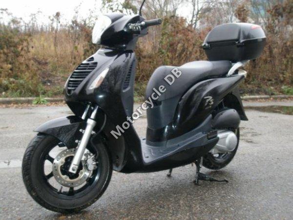 Honda PS 150i Sport 2008 15864