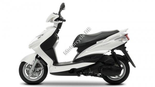Yamaha Cygnus X 2014 23859