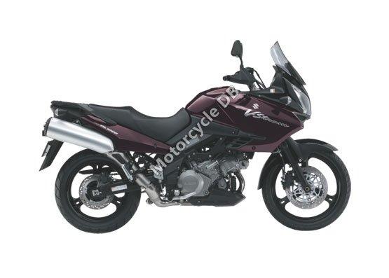 Suzuki V-Strom 1000 2011 4942