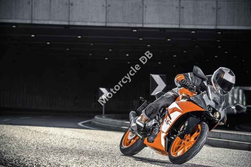 KTM RC 125 2017 28767