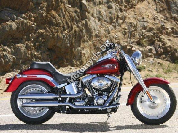 Harley-Davidson FLSTF Softail Fat Boy 2008 12157