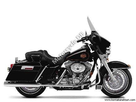 Harley-Davidson FLHTC 1340 (with sidecar) 1984 11616