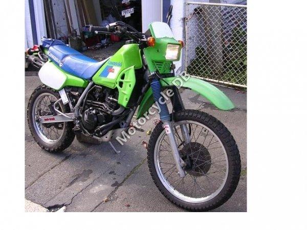 Kawasaki KLR250S 2008 14445