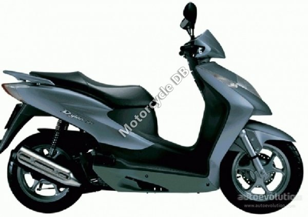Honda Dylan 150 2006 11482