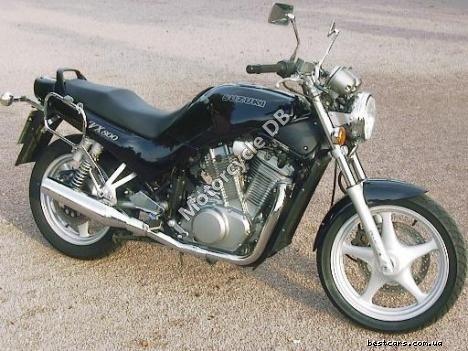 Suzuki VX 800 (reduced effect) 1992 20871