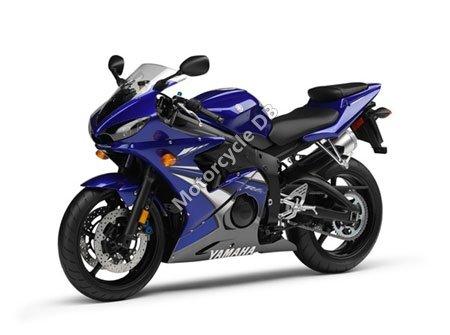 Yamaha YZF-R6S 2007 2224