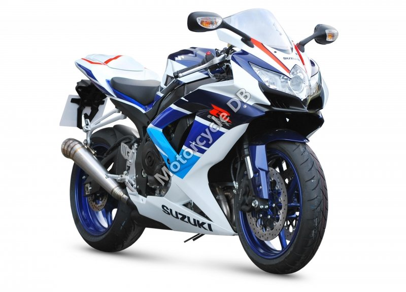 Suzuki GSX-R750 2012 27784