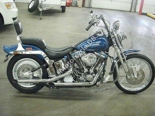 Harley-Davidson Springer Softail 1991 7250