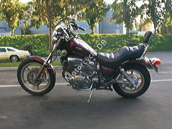 Yamaha XV 750 Virago 1985 6485