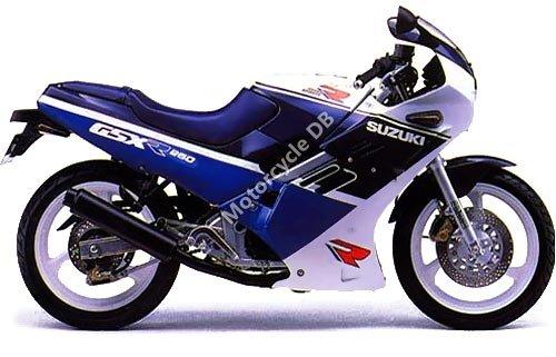 Suzuki GSX-R 250 1988 12596
