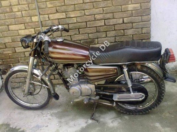 Honda CG 125 1997 10455