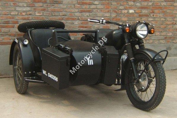 Chang-Jiang 750 J-1 (with sidecar) 1988 12434
