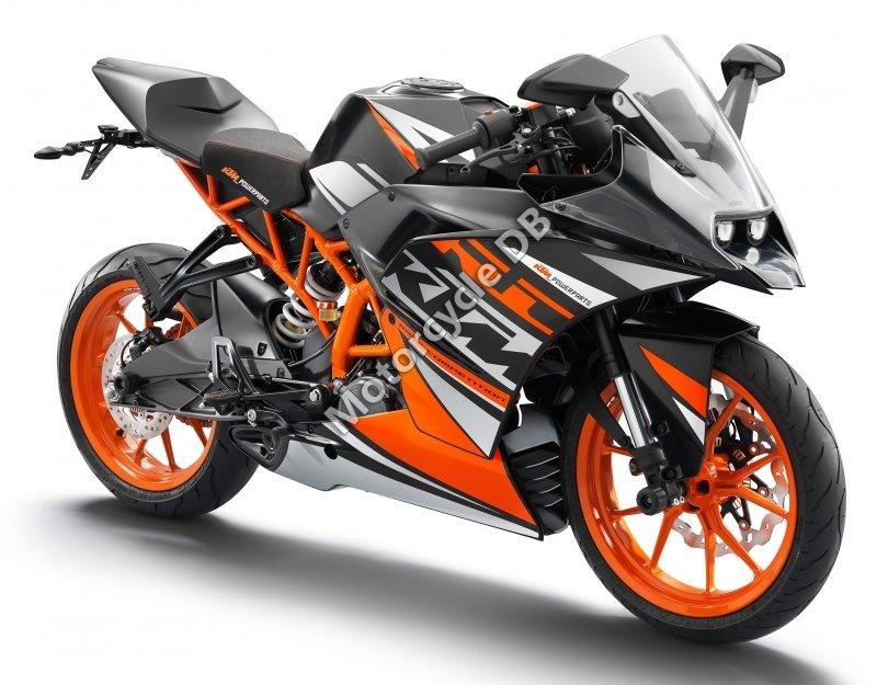 KTM RC 125 2014 28750