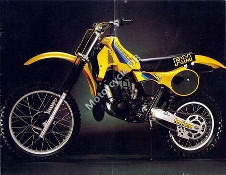 Suzuki RM 250 ZK6 Ricky Carmichael Replica 2006 17949