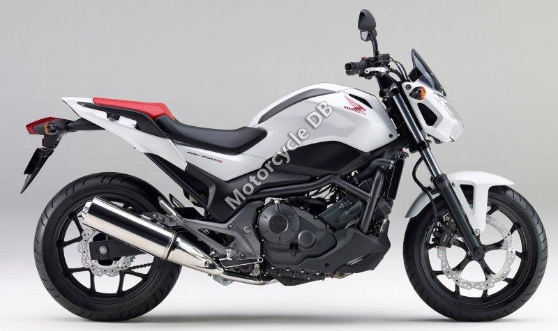 Honda NC750S 2015 30250
